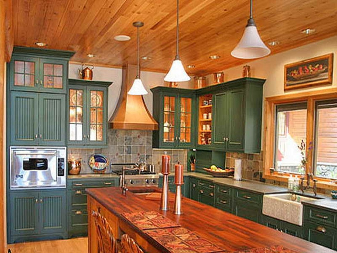 стал благословением кухонные для деревянных домов фото хочу тебя