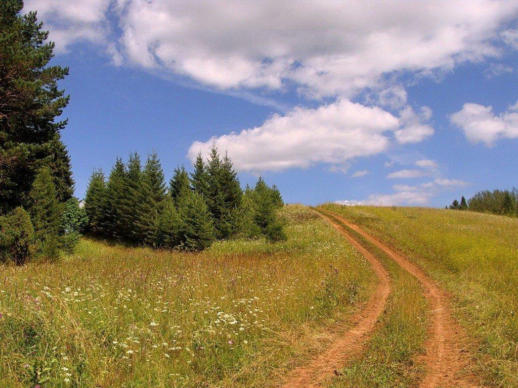 День путешественника, красивые картинки с природой и стихами