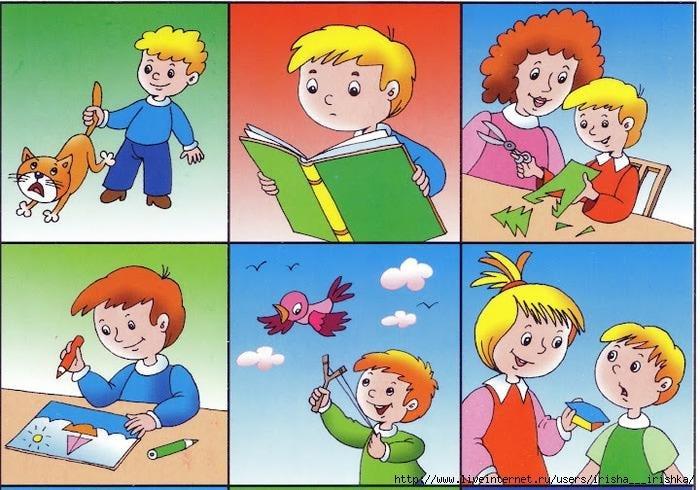 Картинки добрых дел и поступков для детей, подруге