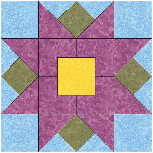 эрика картинки из кавадратов крупный куст