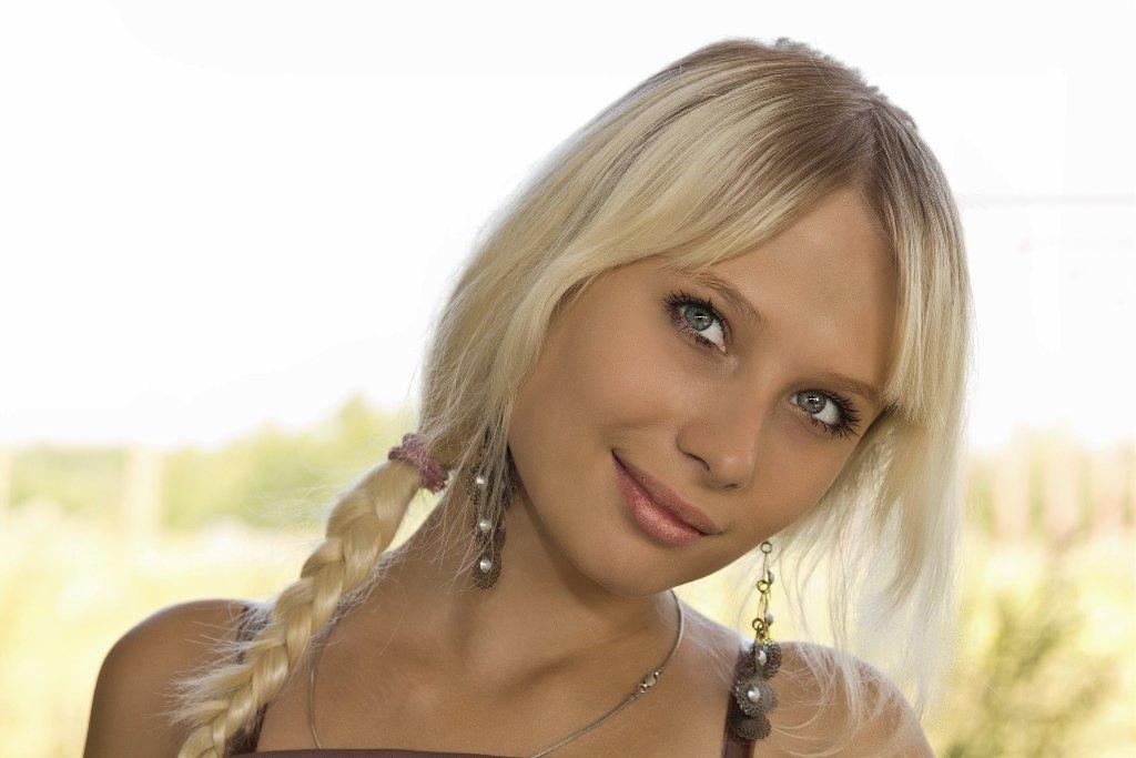 Как русскую блондинку извиняюсь