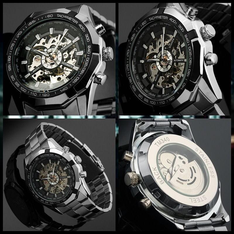 «Часы Winner Skeleton Luxury в Пущине. - элитные наручные часы Купить со  скидкой -50% 🚩 http   bit.ly 2tYF3L3 Часы Элитные мужские часы для тех, ... 41340a73c42