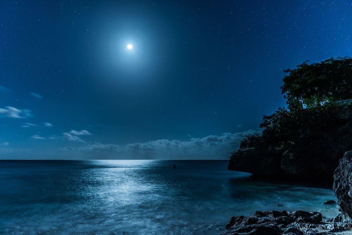древних картинка ночное море и звезды фотограф снимает