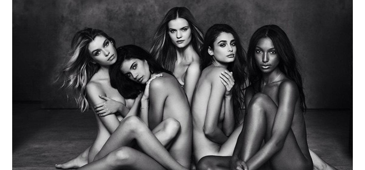 Make me a super model nude model