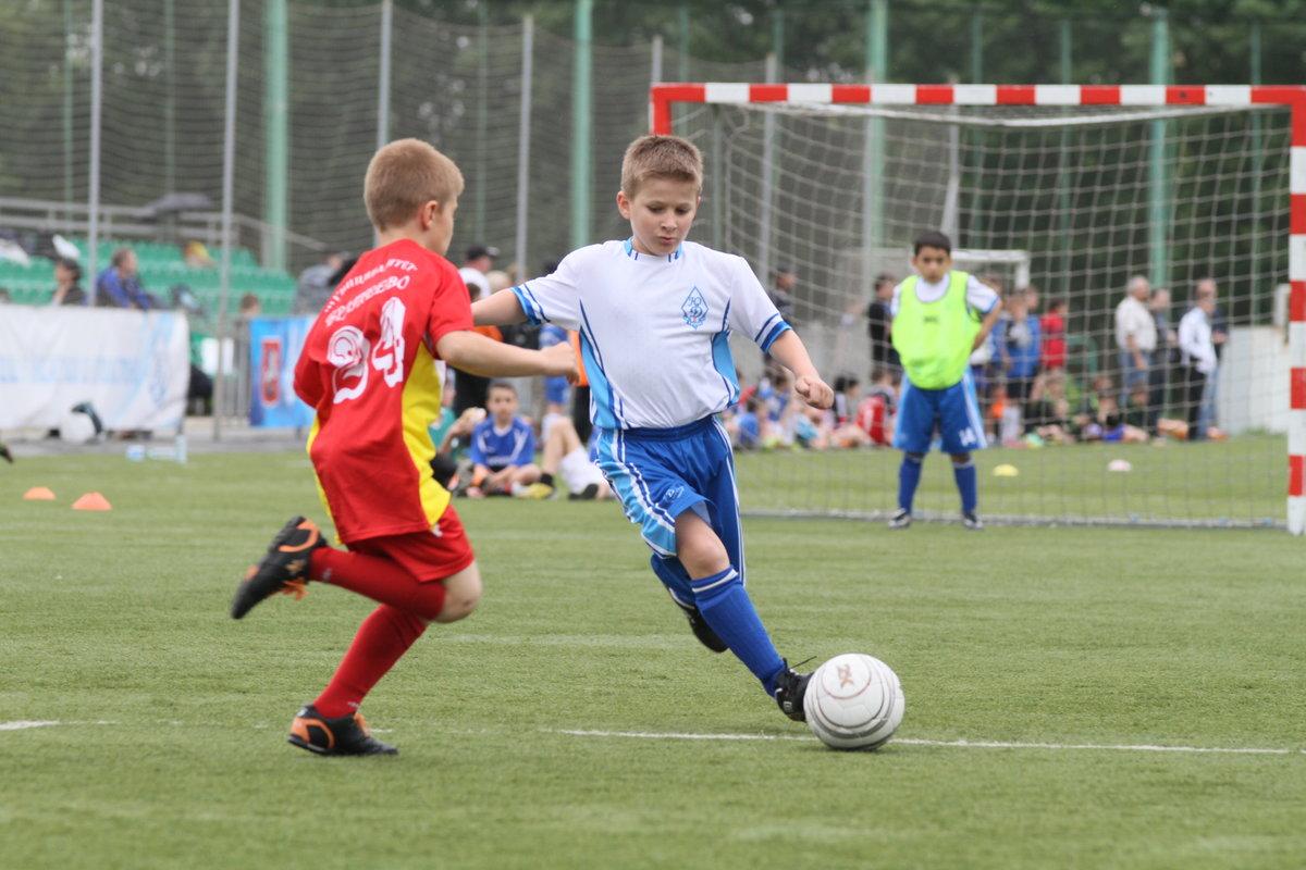 Футбольная школа для детей москва