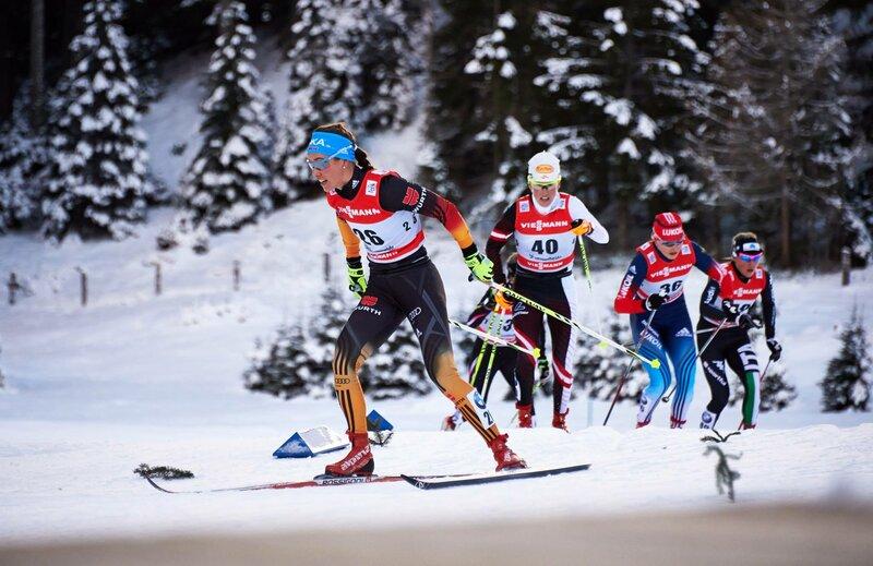Первый этап Всероссийской Универсиады по лыжным гонкам