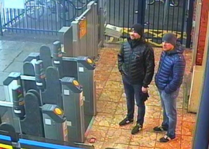 Британский кинопродюсер хайпанул на фото российских шпионов