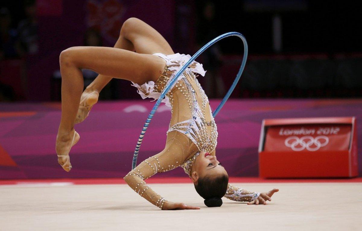 Видео Русских Голых Гимнасток