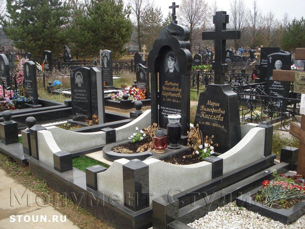 надгробие крест