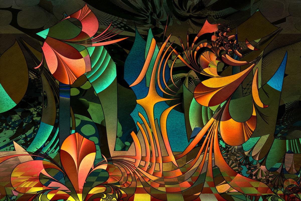 группа ученых цветная графика фото летнее время