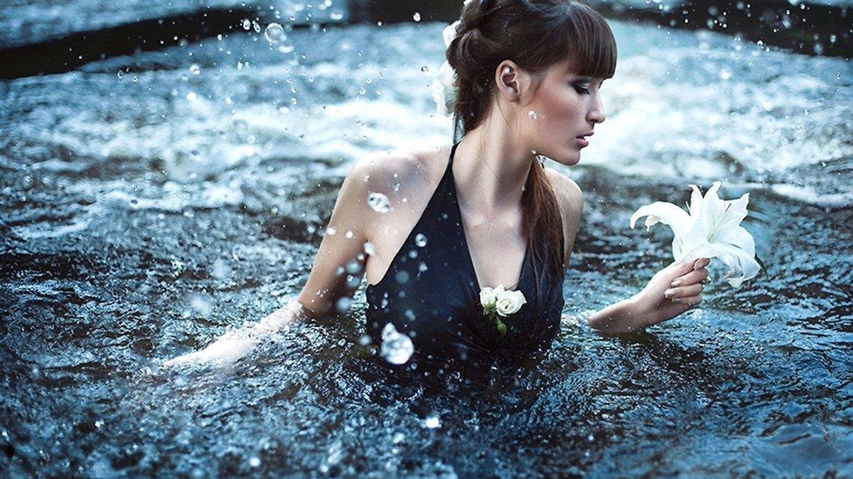 Женщина как вода картинки