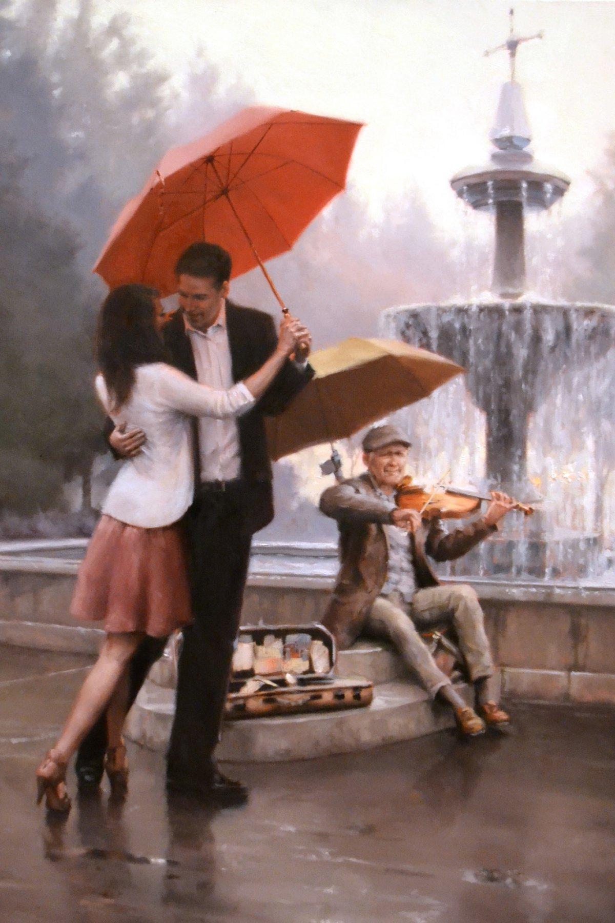 Картинки под зонтом вдвоем, эйфелевой башни