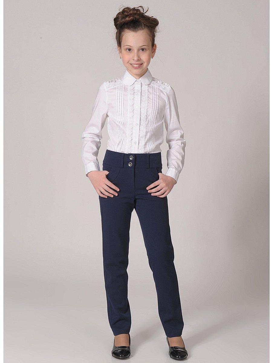 купить школьные брюки +для девочки