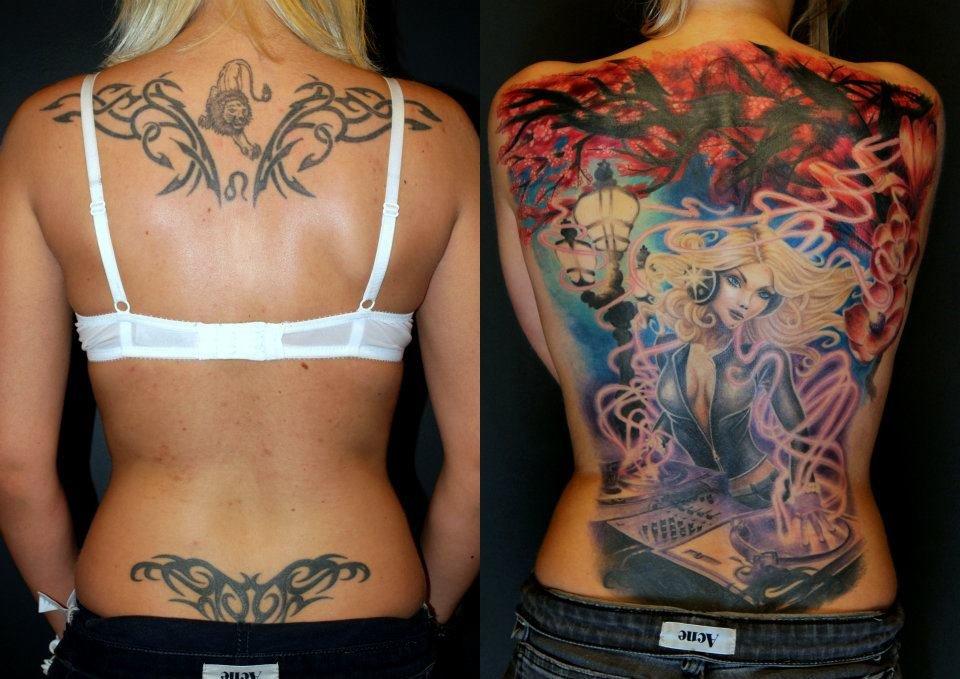 фото исправленных тату до и после создать внедорожный