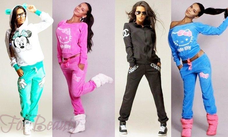 d7a4bd57378b Спортивная одежда - это именно то, что сейчас в моде» — карточка ...