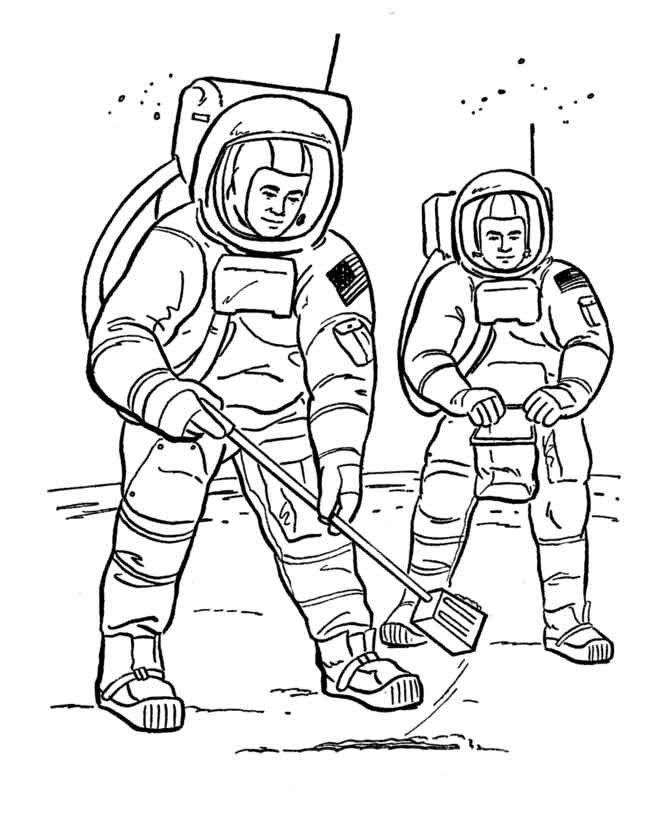 Картинки человек в космосе раскраски, любимой