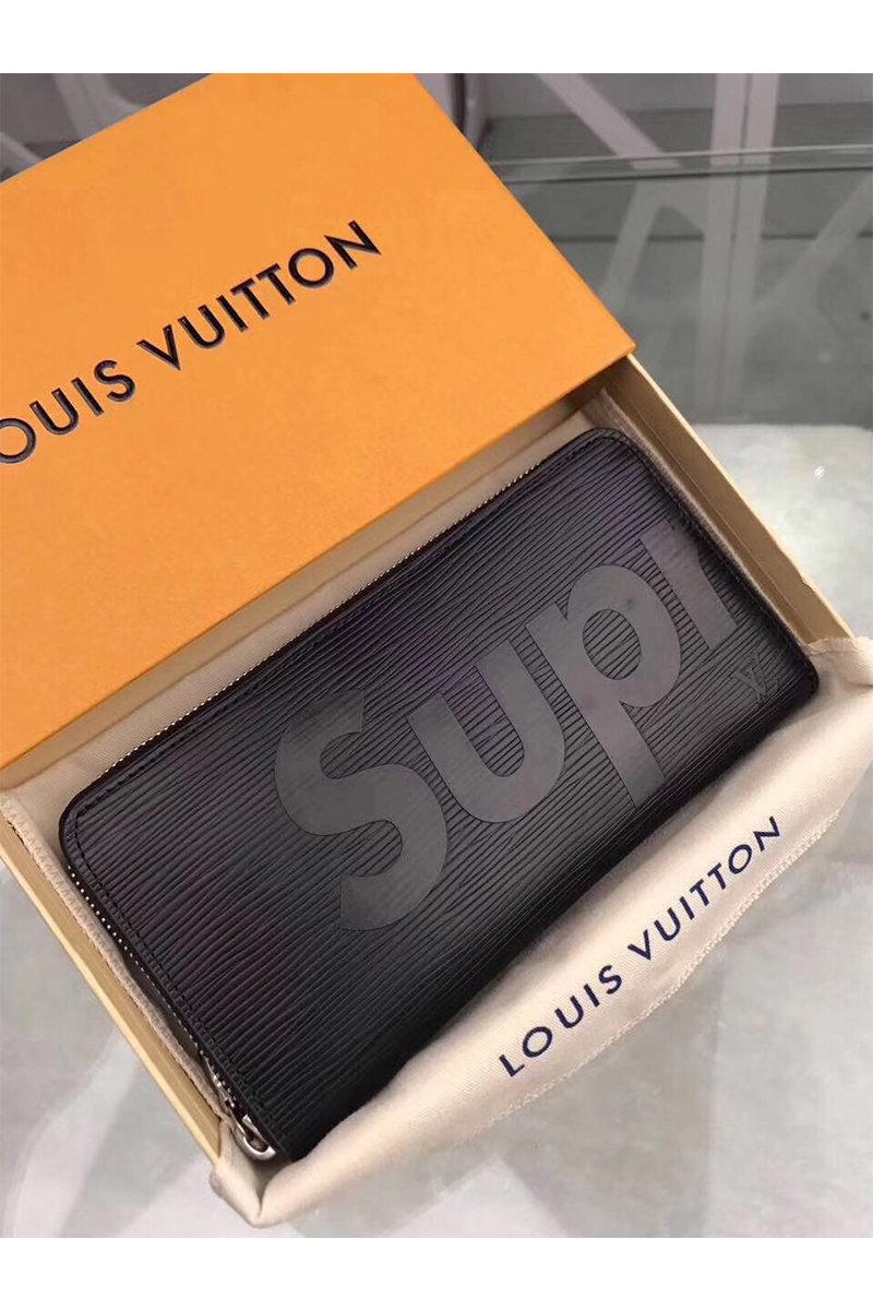 Портмоне Supreme от Louis Vuitton. Портмоне от купить в Москве Официальный  сайт 💯 http  15dc2b9616a