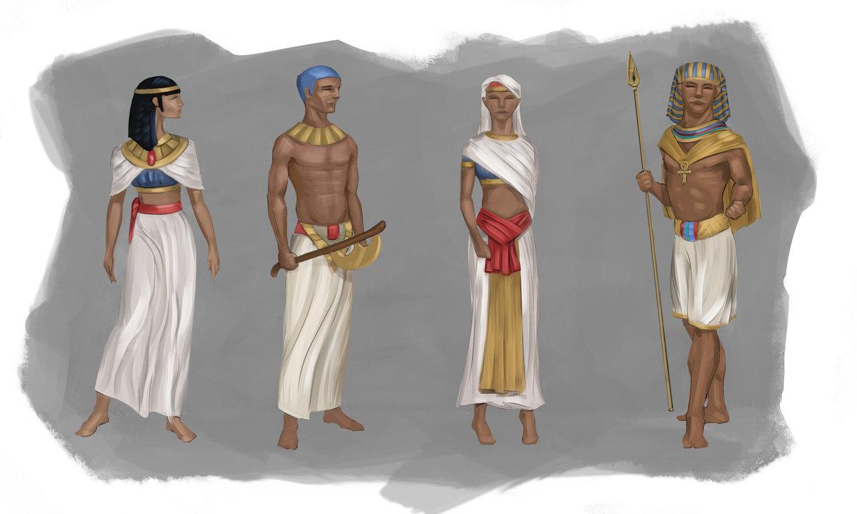 церкви, где египтяне одежда картинки перешли рабочим инструментам