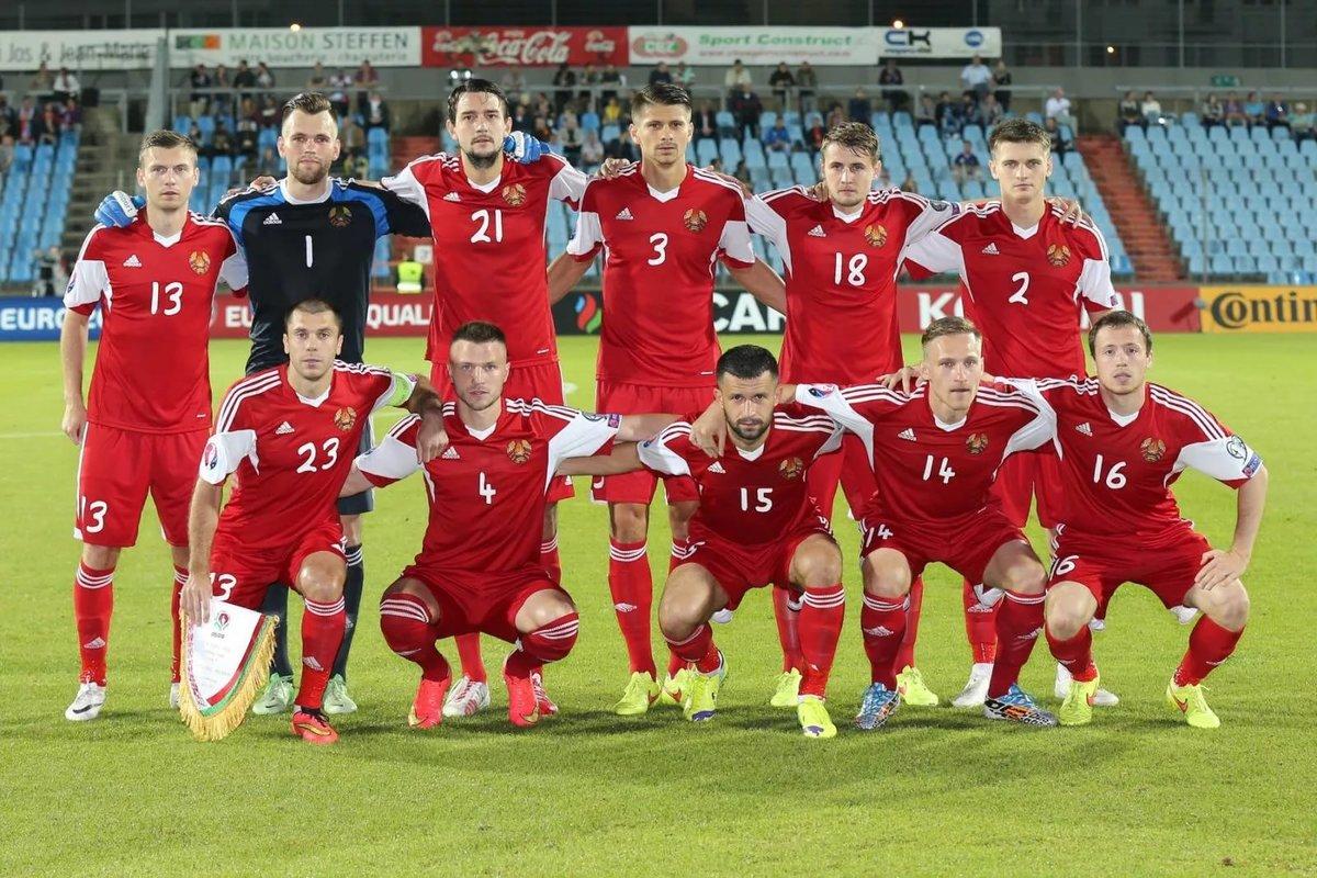 Сборная беларуси по футболу состав фото
