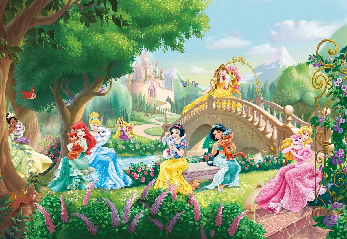 Красивые картинки с принцессами диснея, для