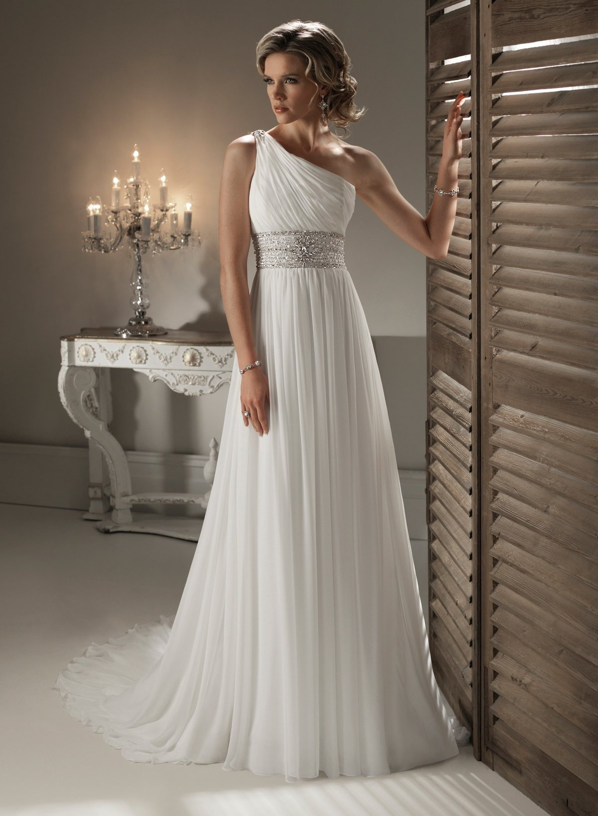 b84fb7bec0c Свадебные платья в греческом стиле  фото лучших моделей» — карточка ...