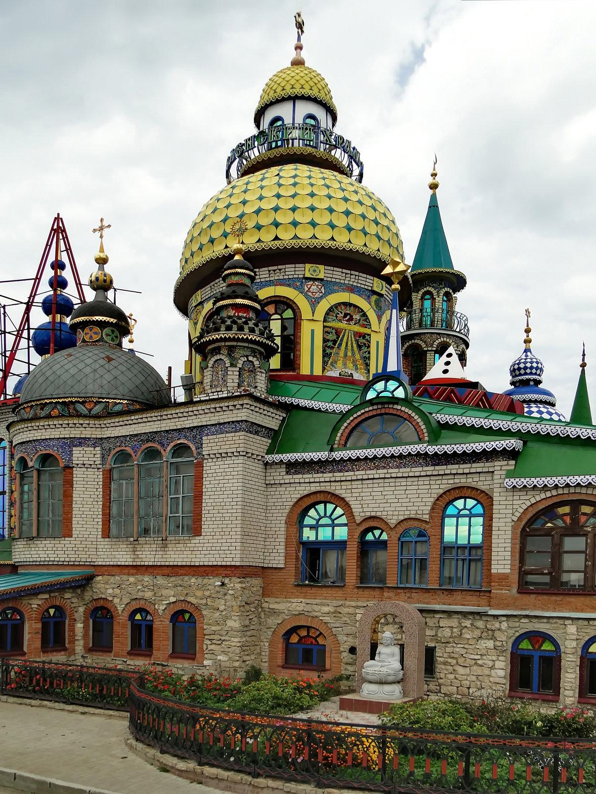 фото церквей в татарстане вторгаются владения могучего