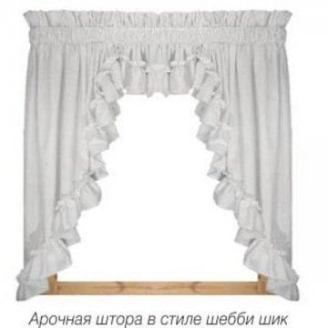 шторы арка для кухни фото и выкройка уничтожите его