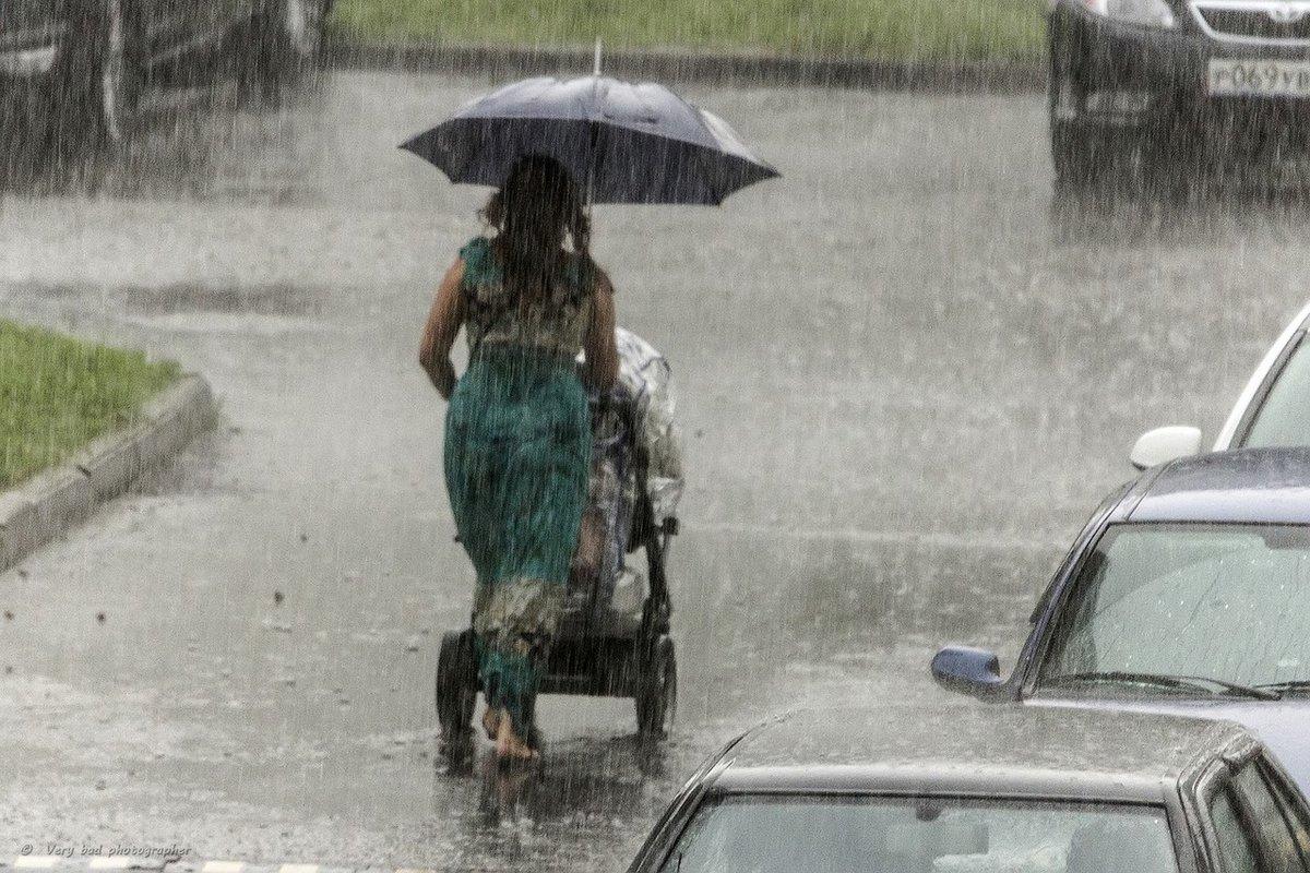 уж, чего классный дождь фото важно