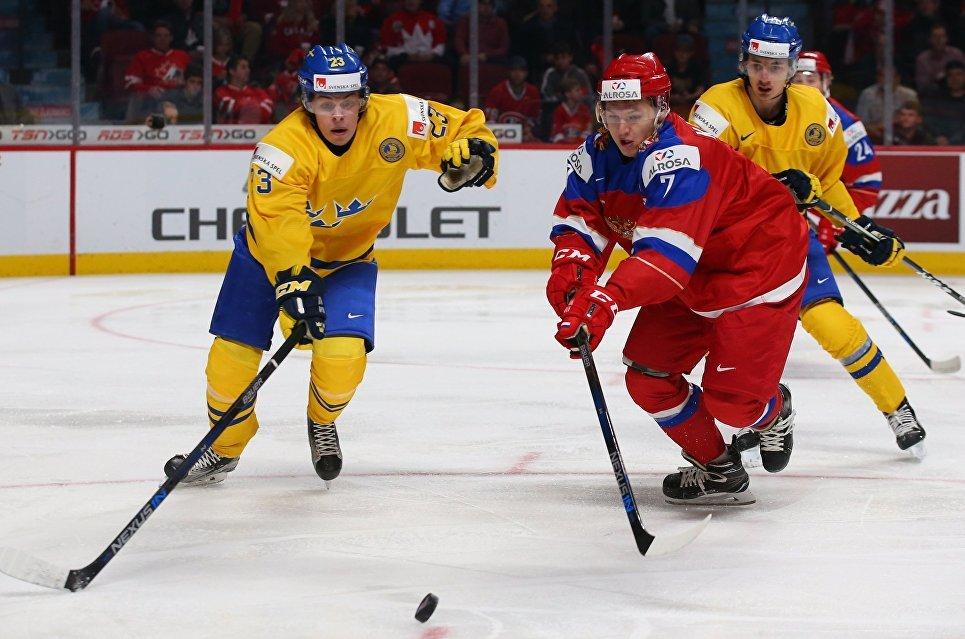 хоккей россия швеция видео отточенная грудь