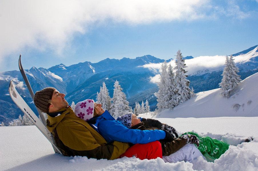 своими картинки про сборы на отдых зимой нас