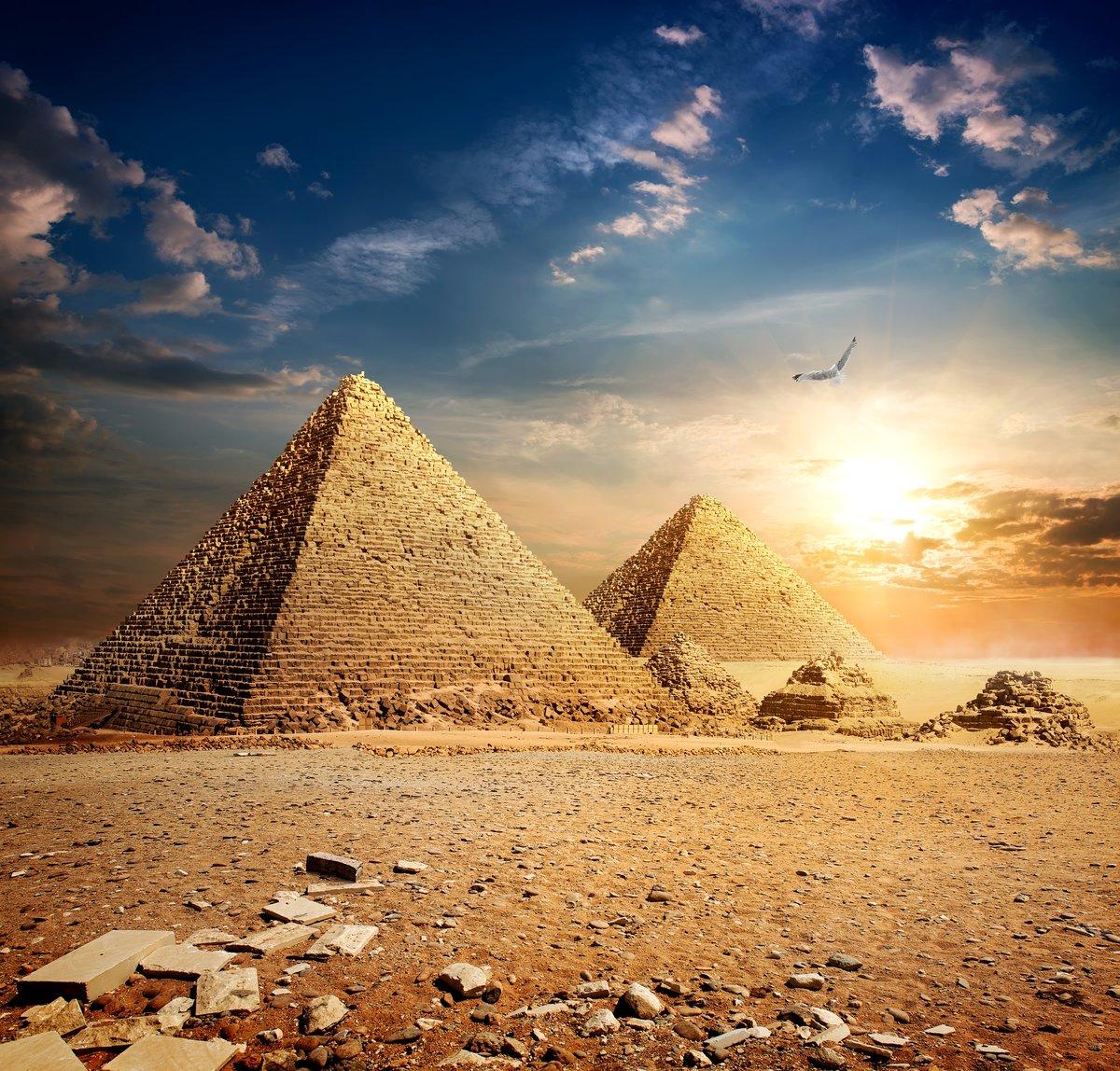 Картинки египетские пирамиды