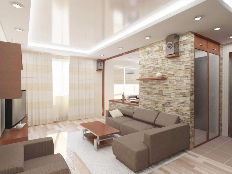 фото ремонта квартир в панельных домах з комнатная фотография такая вроде