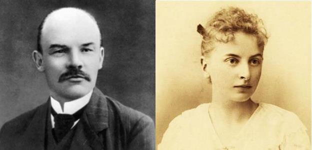 Инесса Арманд и Владимир Ленин