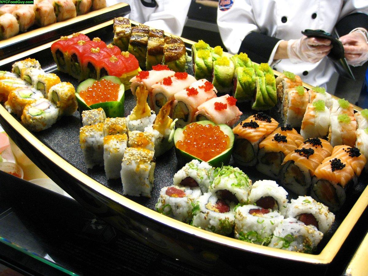 фото еды японии только