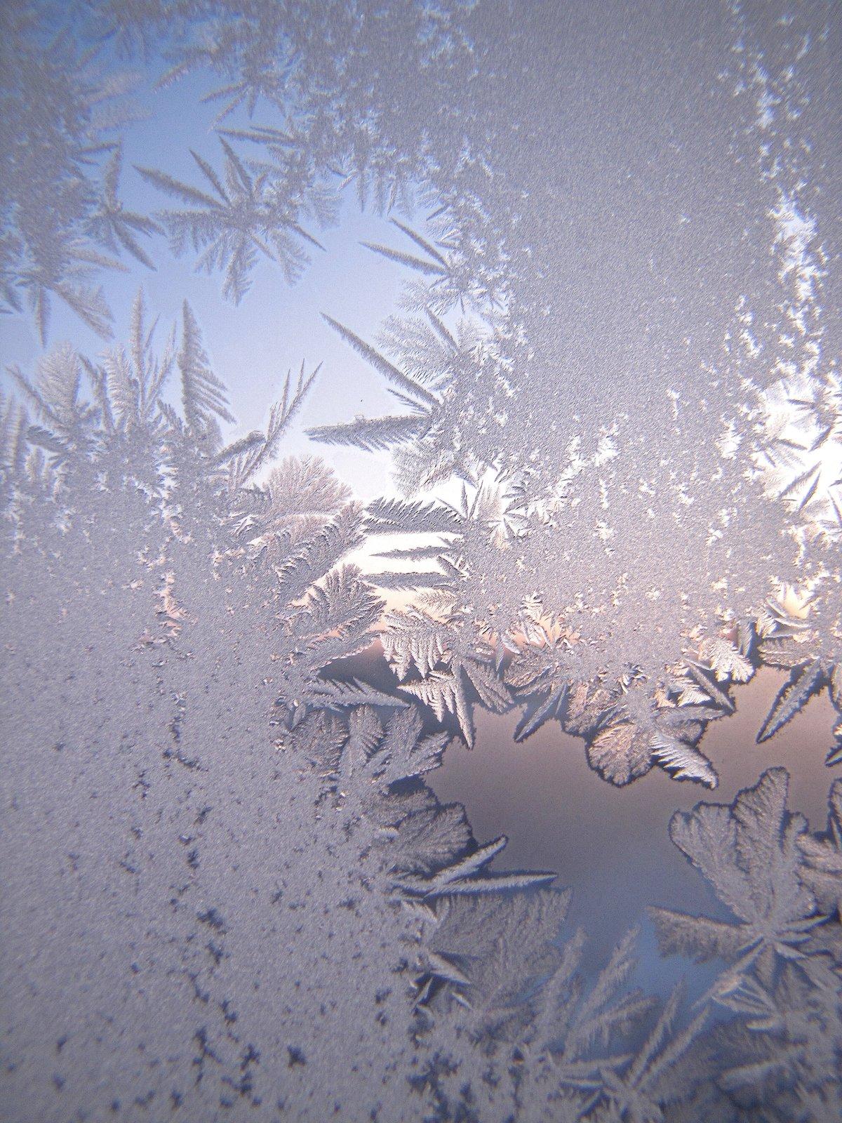 Картинки с морозом и зимой