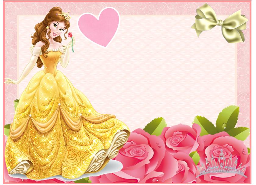Открытки принцессами, хорошим настроением мерцающие