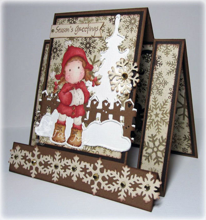 сделать объемную открытку с рождеством стоит определиться тем
