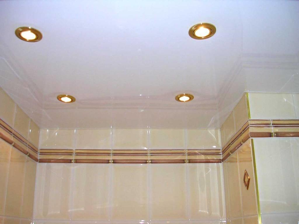 потолки в ванной купить