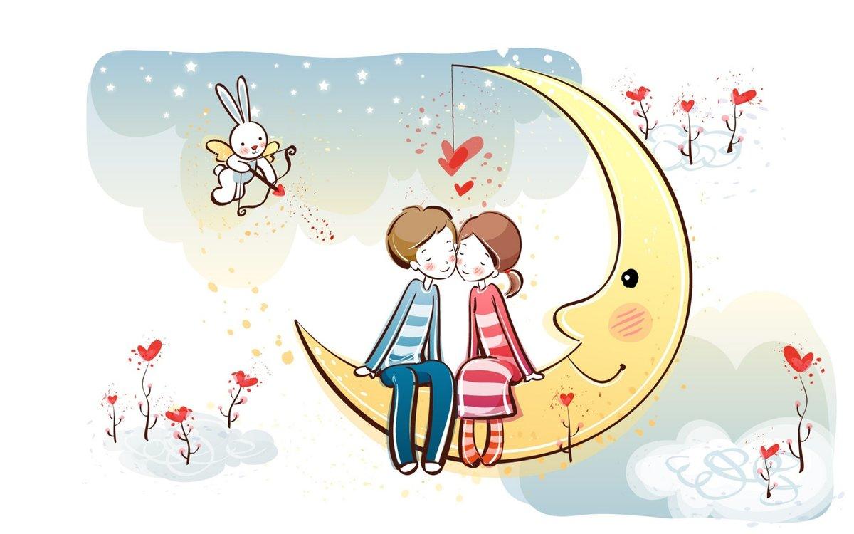 Детская любовь постер