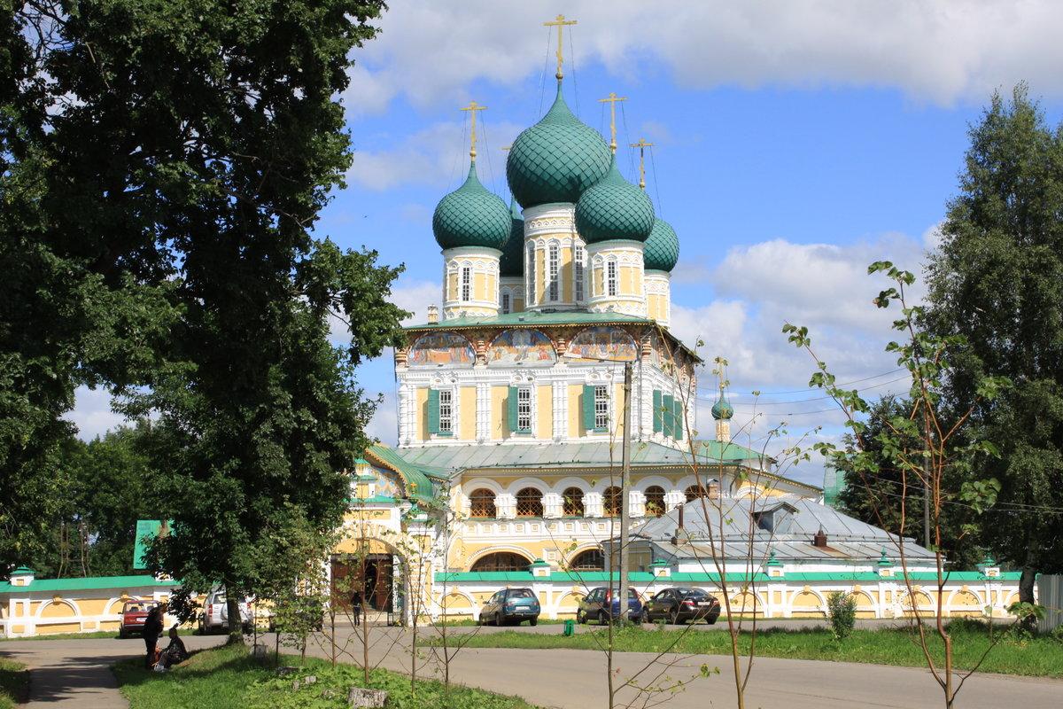 Днем, церкви и соборы города тутаев картинки с названиями