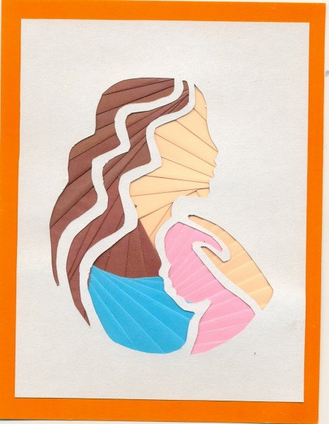 карьер открытка маме в стиле айрис фолдинг ночь спасателей
