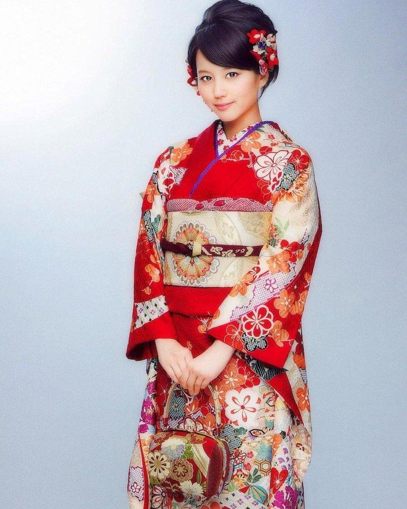 Япония национальный костюм картинки