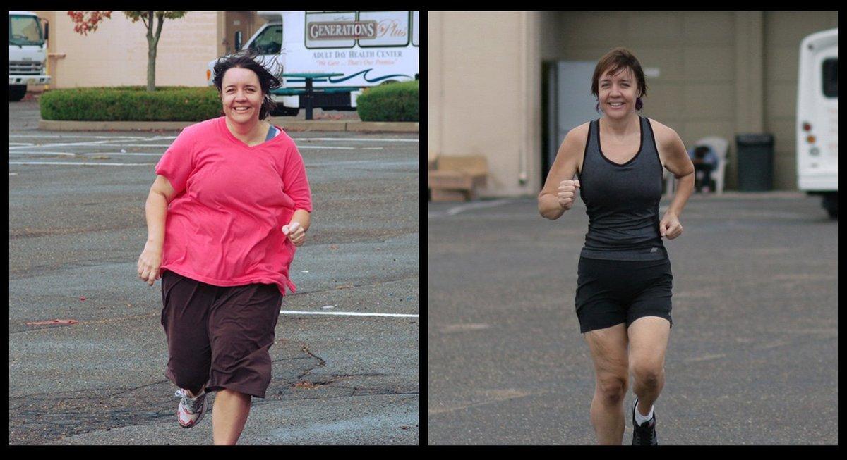 бегать для похудения отзывы