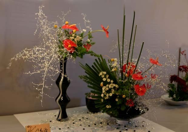 Букетов, как называется японское искусство составления букетов