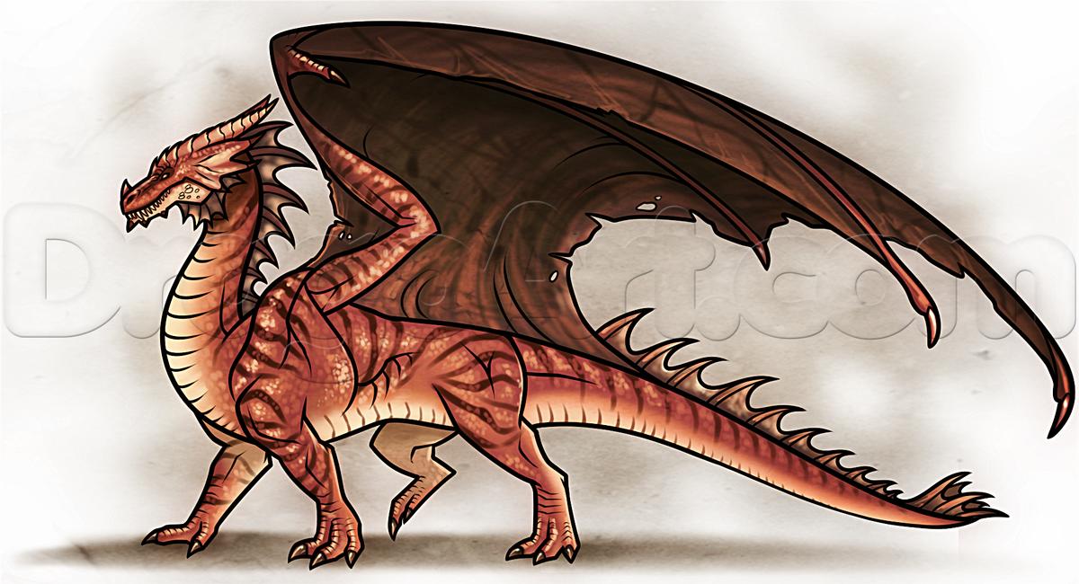 для рисунки про драконов это женское