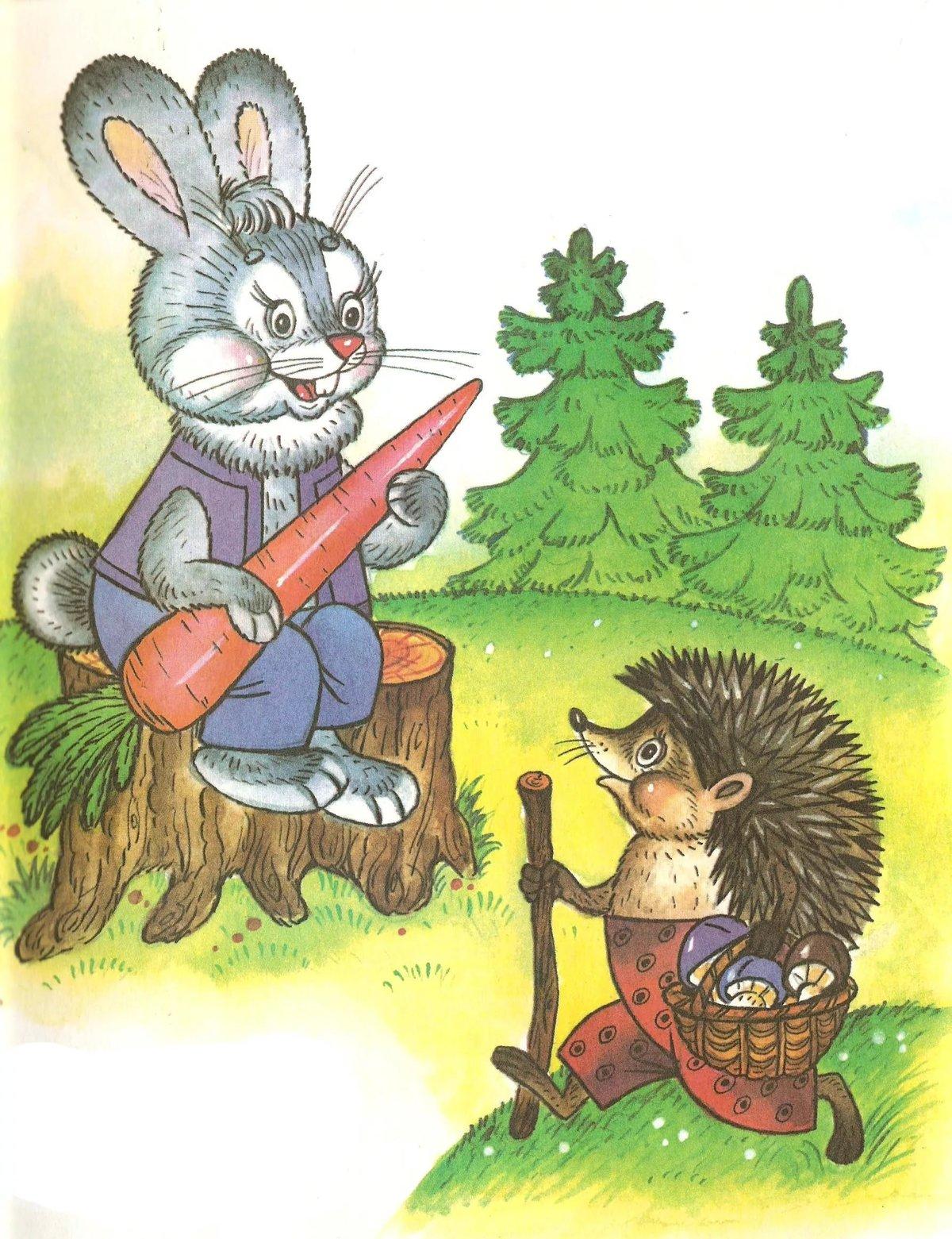 Картинки из детских книг про животных, девочке годика картинки