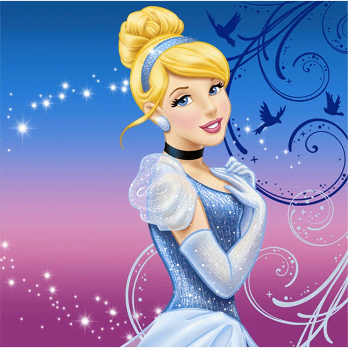 Cinderella Disney Princess - Clip Art Library