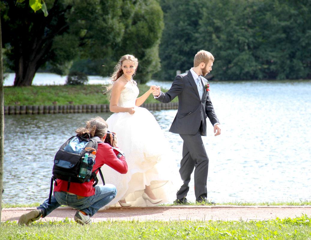 Заработок свадебного фотографа женами интересными