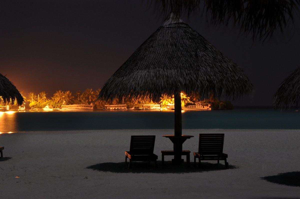 красивые картинки пляжа ночью фото, сделанного отражателем