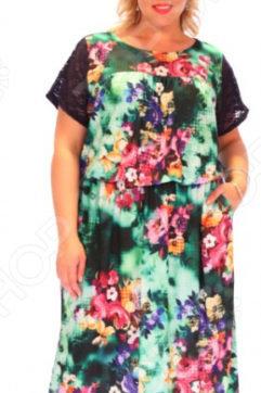 83ff11f74857612 Коллекция «Платья больших размеров для полных женщин 30-50 лет ...